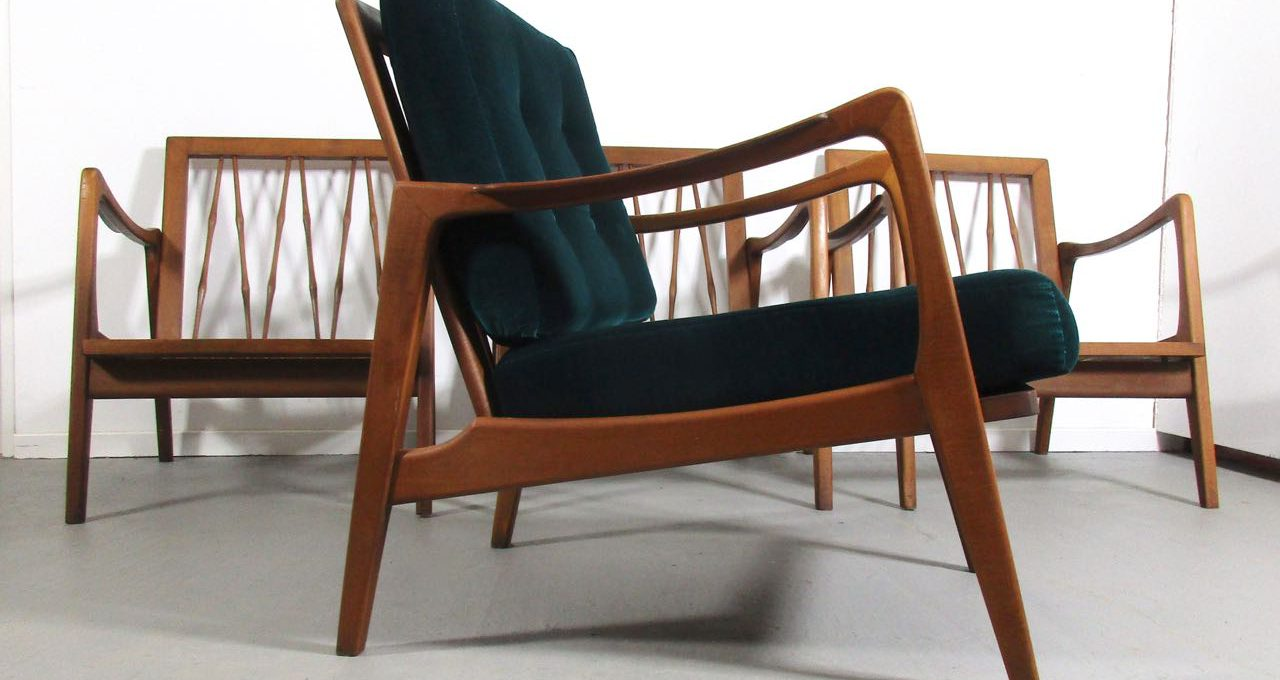 Easy Chair Danish Design